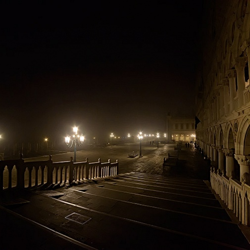 Inverno a Venezia