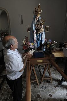 Festa della Madonna delle Grazie - Contrada Grazia di Torortorici (ME)