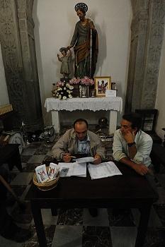 Festa di san Michele - Sant'Angelo di Brolo (ME)