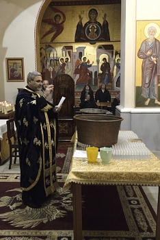 Epifania Rito Biazantino- San Cosmo Albanese  e San Demetrio Corone (Cosenza)