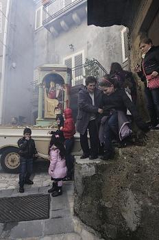 Festa di San Biagio - Motta Camastra (Messina)