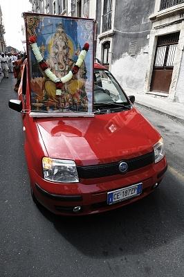 Festa di Ganesh - Catania