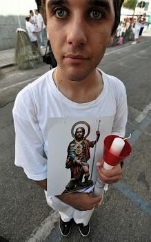 Festa di San Rocco e gli Spinati - Palmi (Reggio Calabria) 16 Agosto