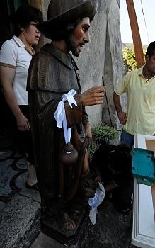 Festa di San Rocco - Rometta Superiore  frazione Gimello (Messina) 16 Agosto
