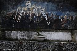 U Quadrittu - Festa dell'Immacolata- Saponara (Messina)  -7-8 Dicembre