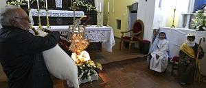 Processione del Bambinello (Chiesa Cappuccini) - Barcellona Pozzo di Gotto 25 Dicembre