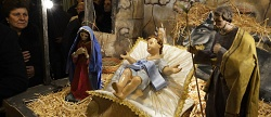 Festa del Bambinello (Chiesa Immacolata) - Barcellona Pozzo di Gotto (Messina) 25 Dicembre