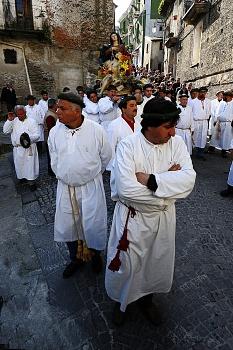 I Vattienti di Nocera Terinese (CZ) - Sabato Santo