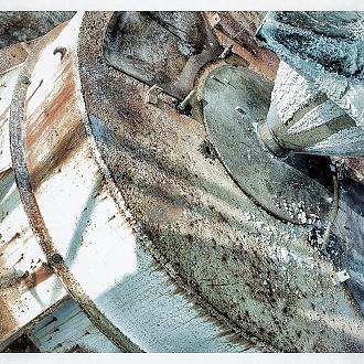 di salsedine e sabbia - machines - 2011