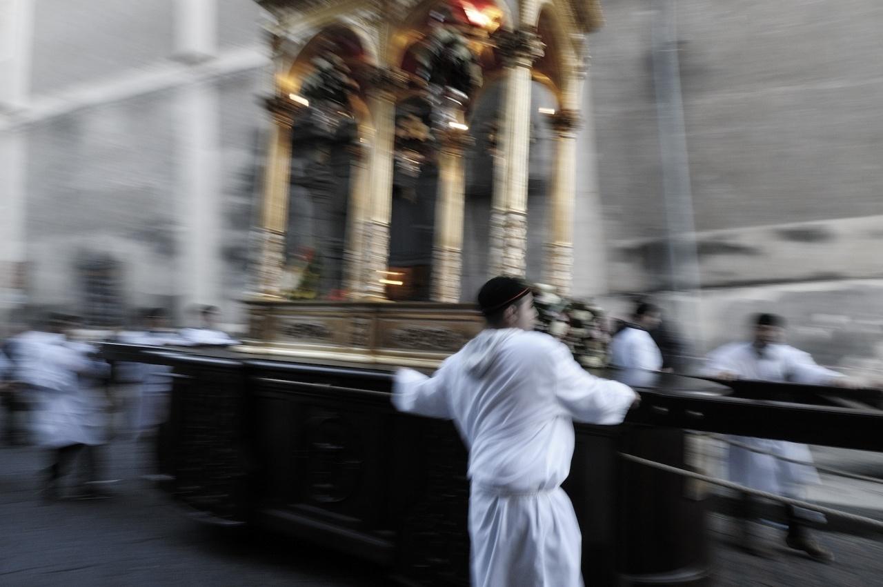 Festa di Santa Lucia - Acicatena (CT)