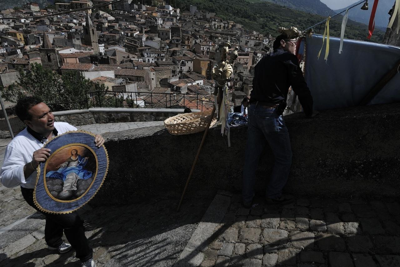 Festa del Crocifisso - Isnello (Pa) 1 maggio