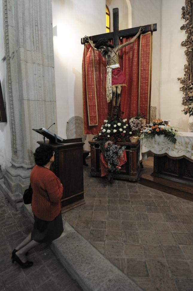 Festa del Crocifisso - Sant'Angelo di Brolo (Me) 3 maggio