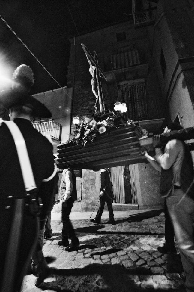 Festa del Crocifisso - Resuttano (Caltanissetta) 04/05/2013