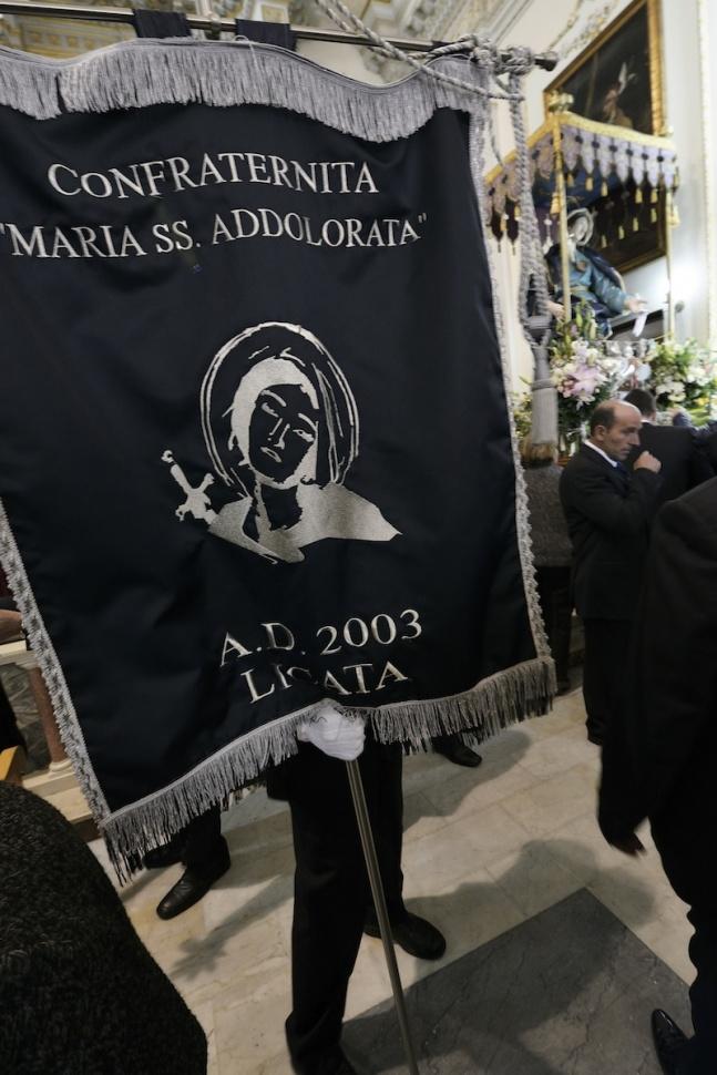 Il Venerdì dell'Addolorata - Licata (Agrigento)