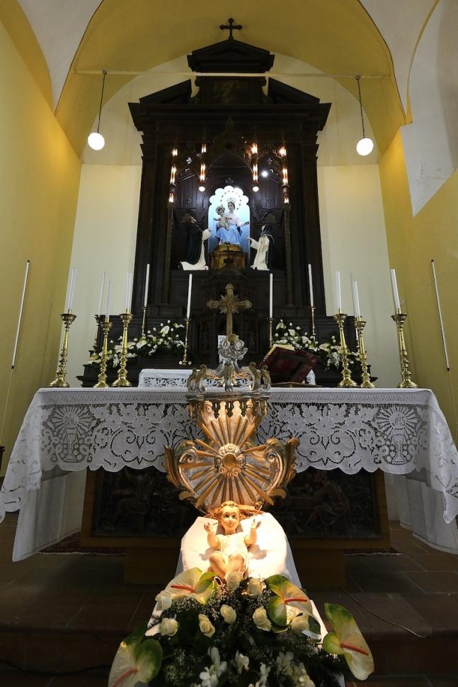 Processione del Bambinello (Chiesa Cappuccini) - Barcellona Pozzo di Gotto 25-12-2012