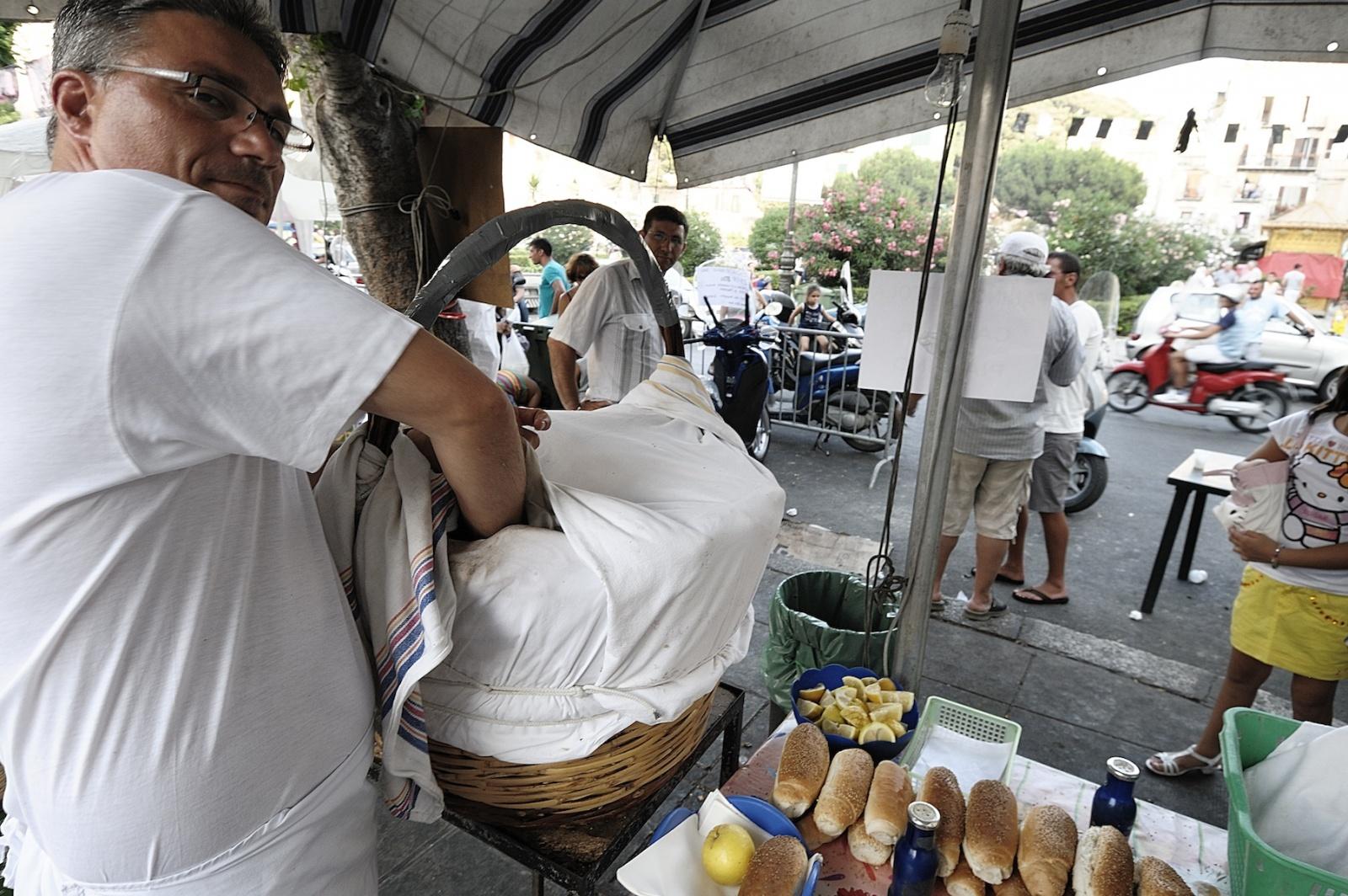 Il festino di Santa Rosalia  - Palermo