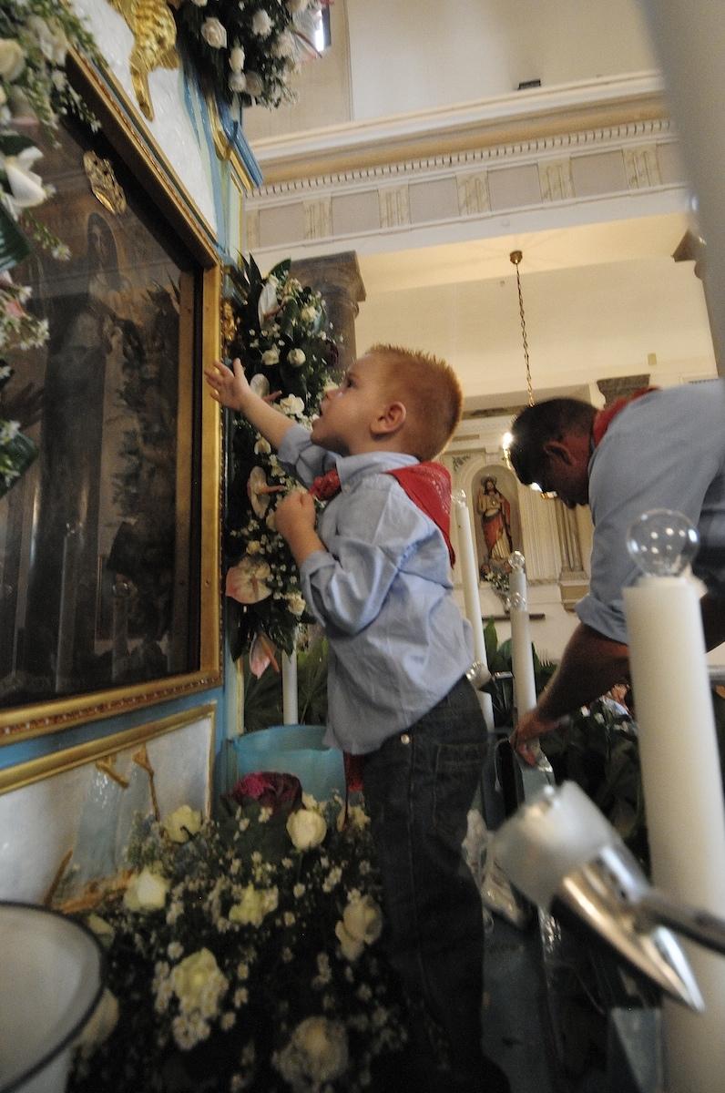 Festa della Madonna del Lume - Santa Flavia (Palermo)