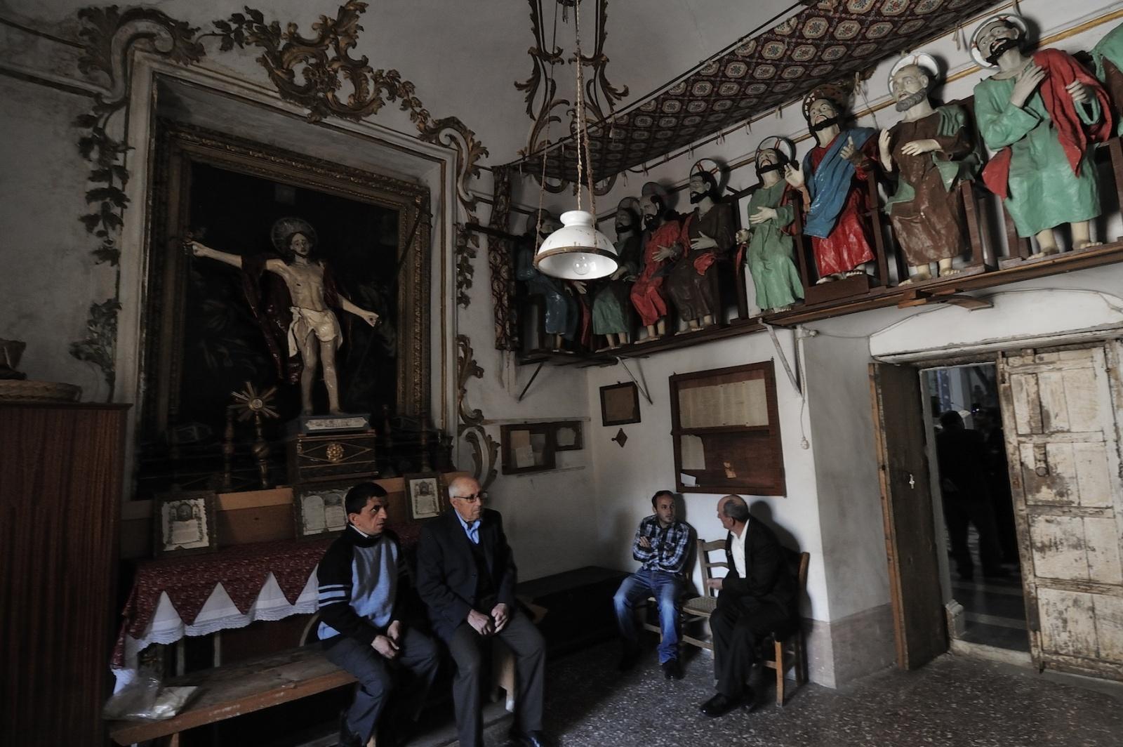 Venerdi Santo - Alcara li Fusi (Messina)